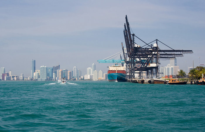 Miami freight Forwarders