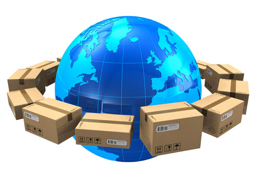 parcel shipping