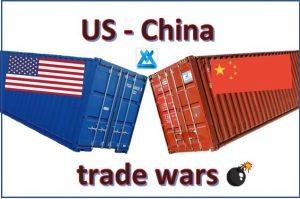 US China Trade War and tariffs