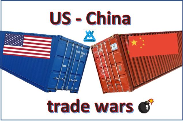 US China Trade War and tariffs