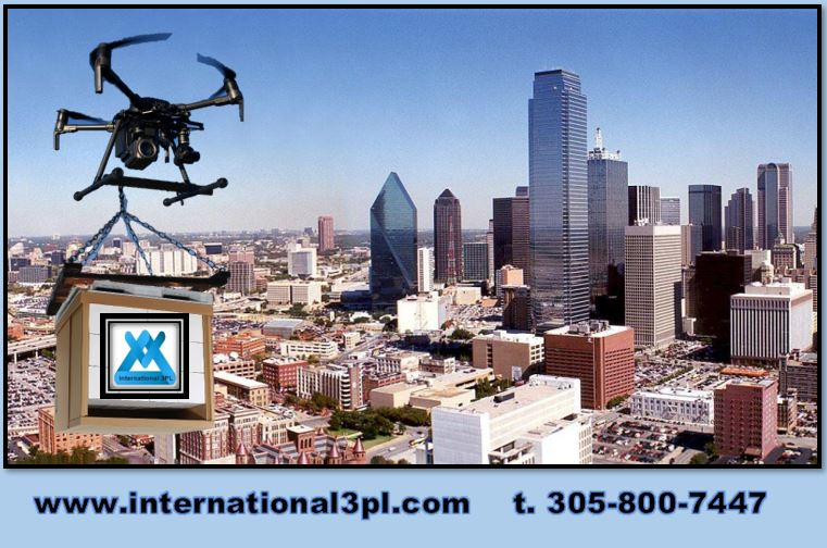drones and package delivery