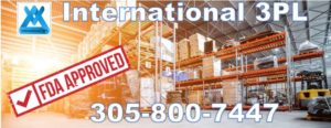FDA Approved Warehouses